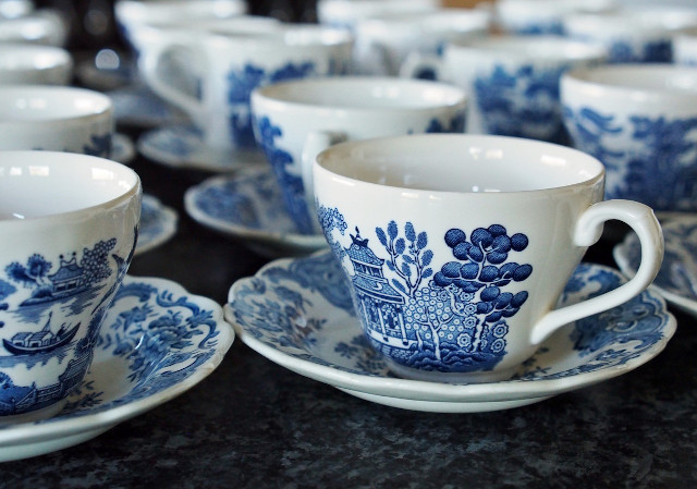 Breakables, Chinaware and Porcelain