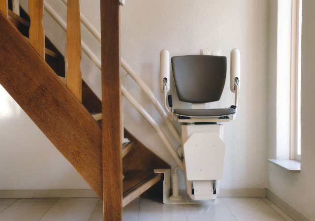 Mend Household Appliances, Stairlifts